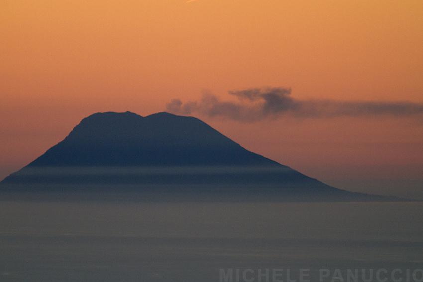 Stromboli sunset 1